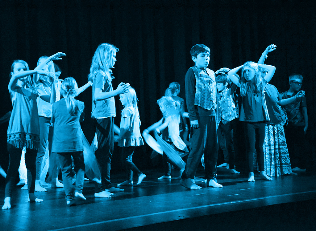 Theaterkurs Kids u12