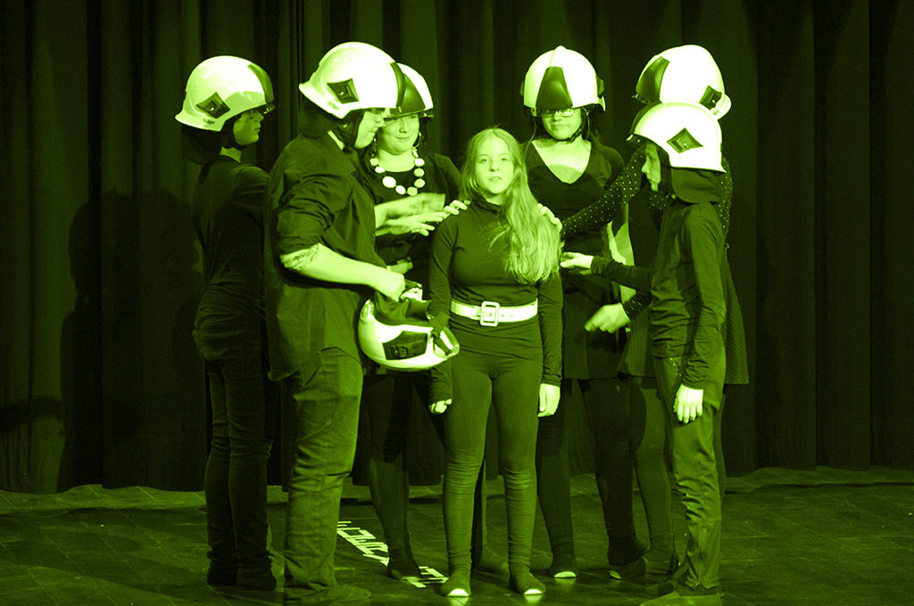 Theaterkurs Teens u16