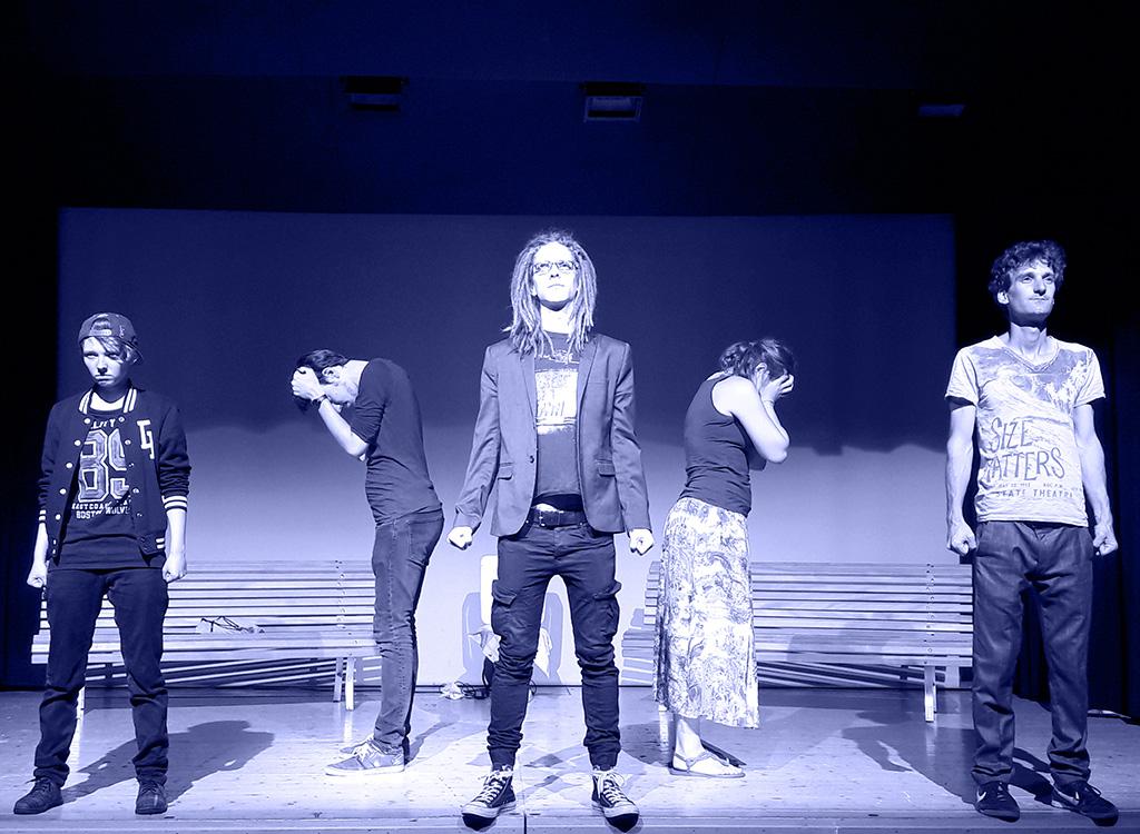 Theaterkurs Junge Erwachsene