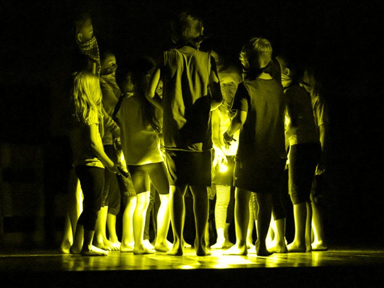 Theaterkurs Seepferdchen u8, Affoltern